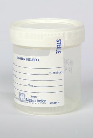 Medegen Leak Resistant Sterile Containers 4936 4938