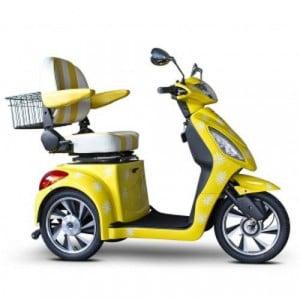 eWheels EW-82 Happy Day 3-Wheel Scooter