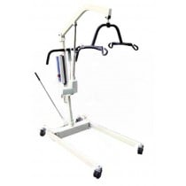 Heavy Duty Bariatric Electric Patient Lift with Six Point Cradle by Drive