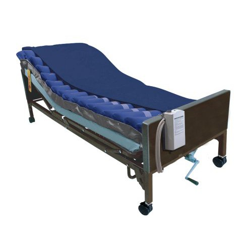 Alternating Pressure Mattress System, 8 Inch