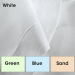 Temperature Regulating Bed Sheet Set Color Options