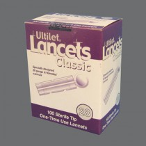 Classic 30G Twist Off Lancet