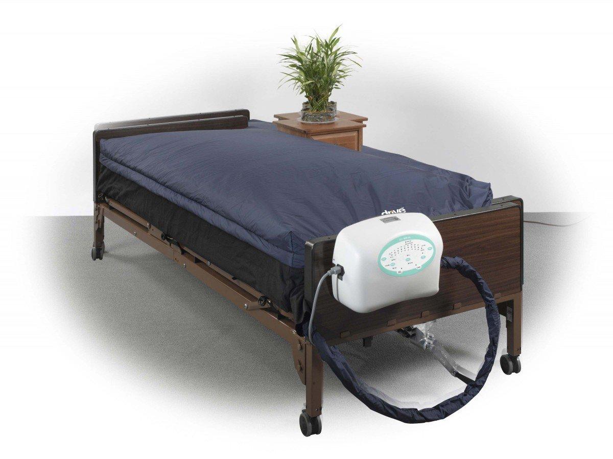 BUY Mattress System with Pulsation True Low Air Loss , Air Bed Hospital  Mattresses, Drive Medical, , LS9000, LS9000B42