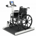 Detecto 6550 Folding Portable Wheelchair Scale