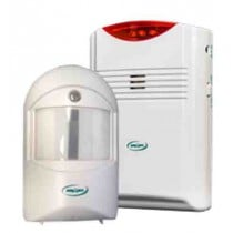 Portable Caregiver Alarm with Motion Sensor