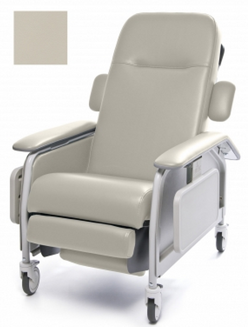 lumex clinical care geri chair recliner 20f