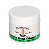 Christophers Cayenne Heat Ointment