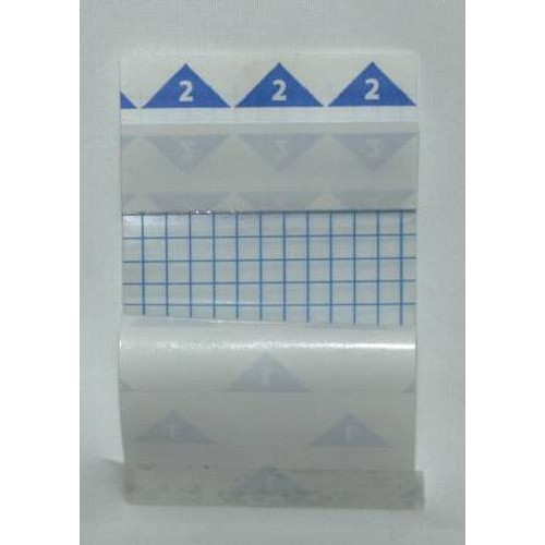 Transparent Dressing 4 x 4-3/4 Inch - NonSterile