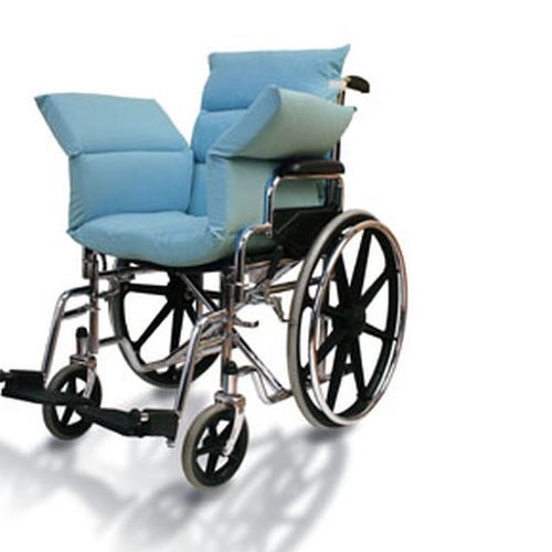 Wheelchair Comfort Seat Water-Resistant Cushion Antimicrobial