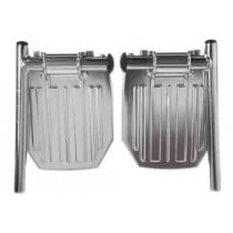 Aluminum Wheelchair Footplate