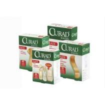 CURAD Plastic Adhesive Strips, Latex Free