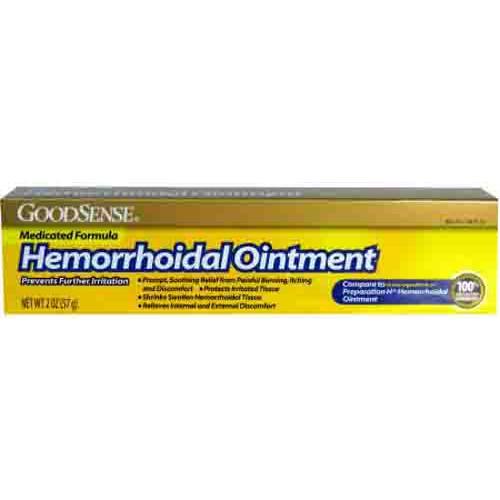 GoodSense Hemorrhoid Relief Ointment