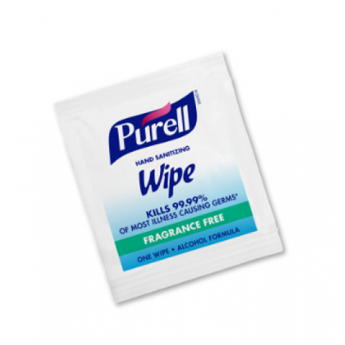 Unscented, Individual Packets