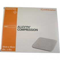 Smith and Nephew Allevyn 66047583 Compression Dressing