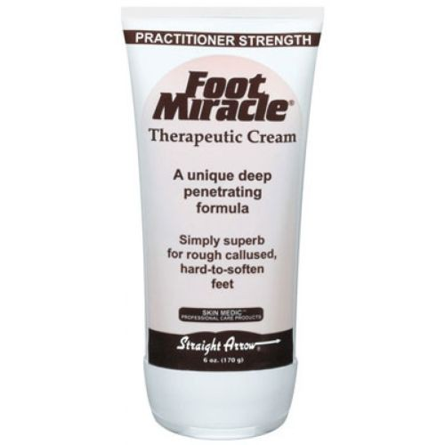 Straight Arrow Foot Miracle Cream