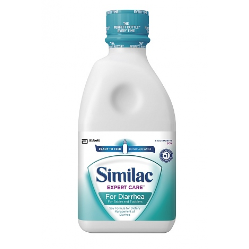 Similac Expert Care For Diarrhea Infant Formula Ready To