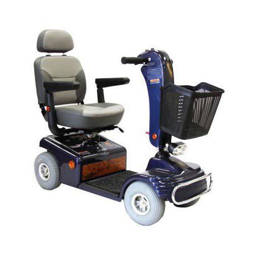 Shoprider Sunrunner 4 Deluxe 4-Wheel Scooter 888B-4