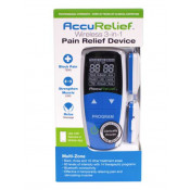 AccuRelief Wireless 3-in-1 Pain Relief Device With Remote and Mobile App