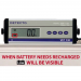 VET330WH Scale Low Battery Indicator