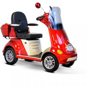 e-Wheels Ew-52R Red Scooter