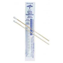 Medline Sterile Cotton Tipped Applicators - 6 Inch