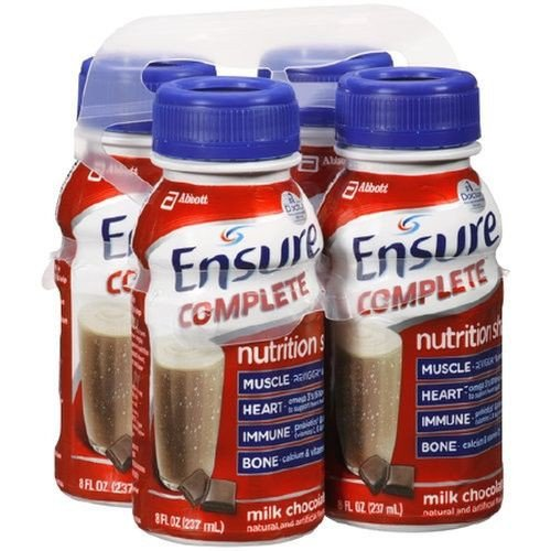 Ensure Complete Nutrition Shake Chocolate - 8 oz