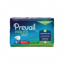 Prevail Per-Fit 360 Adult Incontinence Briefs