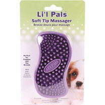Li'l Pals Soft Tip Dog Massager