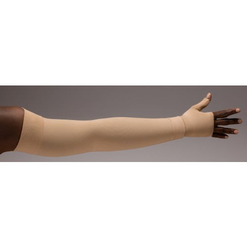LympheDivas Bei-Chic Compression Arm Sleeve 30-40 mmHg