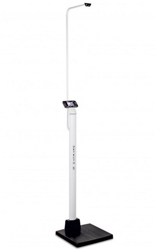 Icon Digital Clinical Scale With Sonar Height Rod