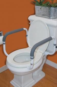 Swell Toilet Rail Toilet Safety Frame Toilet Support Rail Buy On Onthecornerstone Fun Painted Chair Ideas Images Onthecornerstoneorg
