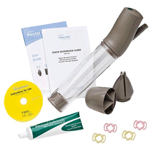 Osbon Erecaid Esteem Penis Pump Manual Vacuum Ed Therapy