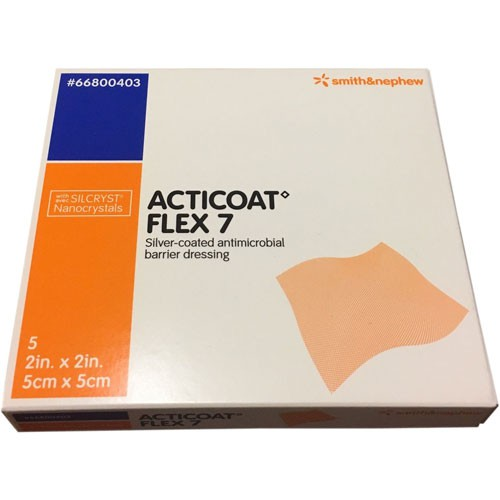 Smith and Nephew Acticoat 66800403 Flex