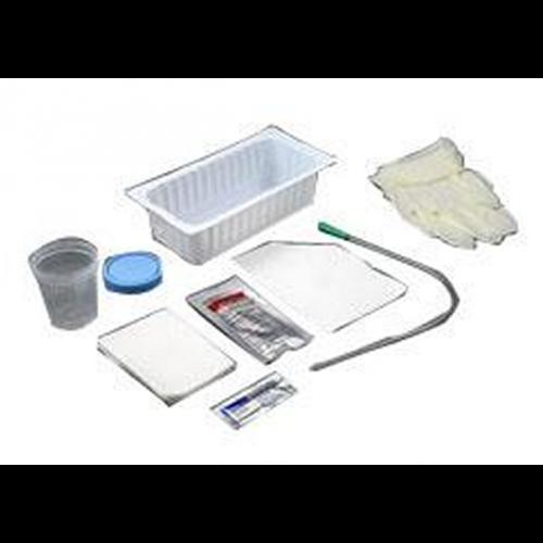 Urethral Catheter Insertion Tray PVC 14 French VinylUrethral Catheter