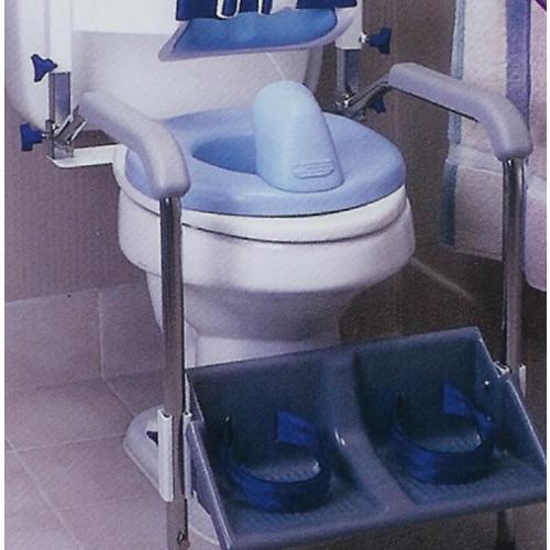 Columbia Medical Armrest with Adjustable Footrest