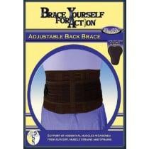 Dual Strap Back Brace