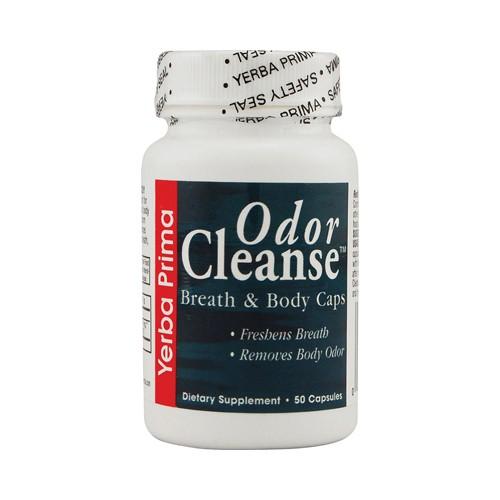 Yerba Prima Odor Cleanse Breath and Body