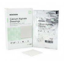 Calcium Alginate Dressing 3553 - 2 x 2 Inch - Sterile