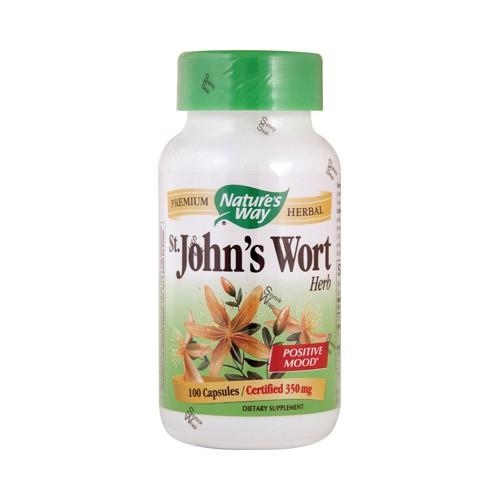 St Johns Wort Natures Way