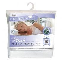 Plush Pillow Protectors