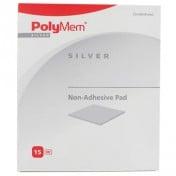 PolyMem Silver Non-Adhesive Dressings