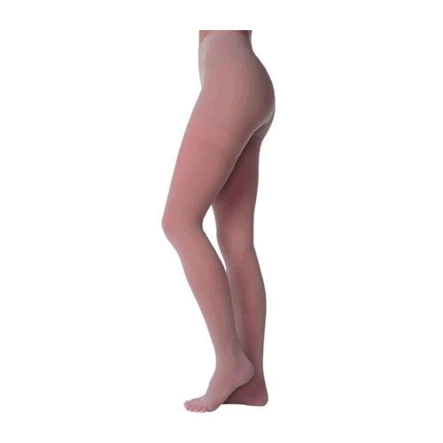 Juzo Dynamic 3513AT Compression Pantyhose OPEN TOE 40-50 mmHg