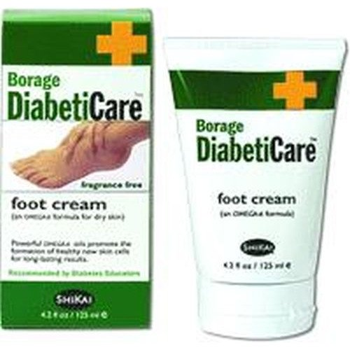 Borage DiabetiCare Foot Cream