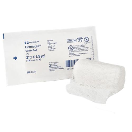 441123 Low Ply Bandage Rolls 3inx4yds 3 Ply Bandage