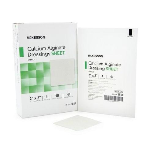 Calcium Alginate Dressing 3561 - 2 x 2 Inch - Sterile