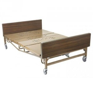 Drive Bariatric 54 Inch Wide Full-Electric Hospital Bed