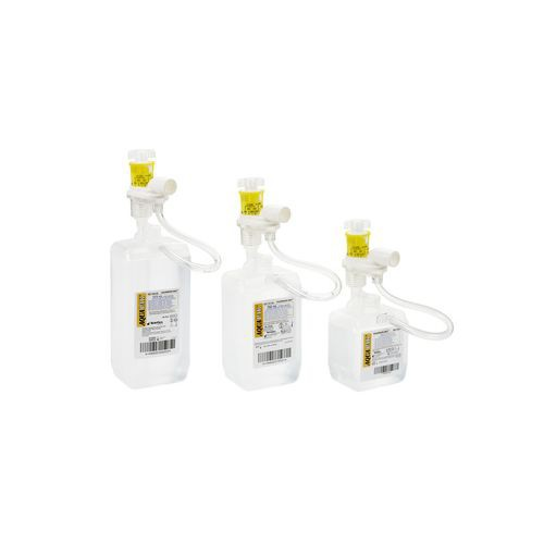 Aquapak Prefilled Nebulizer Sterile Water 440 mL, 760 mL, 1070 mL