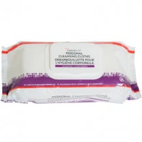 Cardinal Health Personal Cleansing Cloths (Formerly Reliamed ZWRC50)