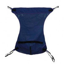 Full Body Sling with Large Commode Opening