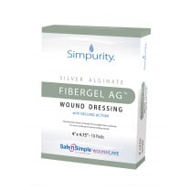 Simpurity Silver Alginate Fibergel AG